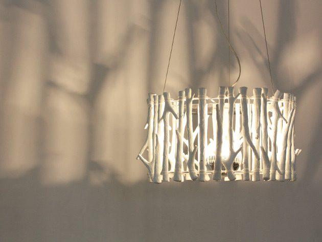デザイナーが語る、枝の影絵のような明かりRamiストーリー